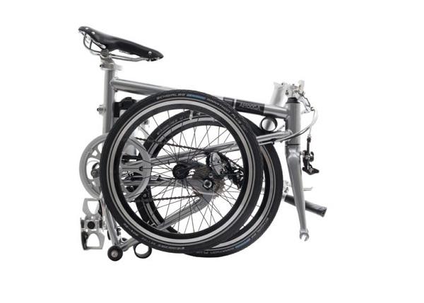 bicicletta elettrica Ahooga Essential