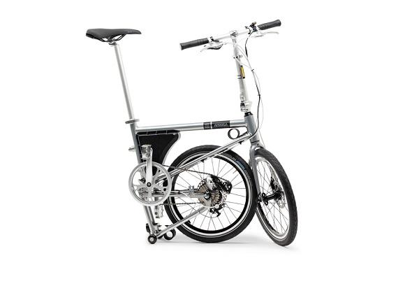 bicicletta elettrica Ahooga Power+