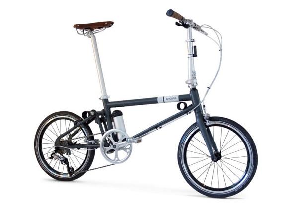 bicicletta elettrica Ahooga Style