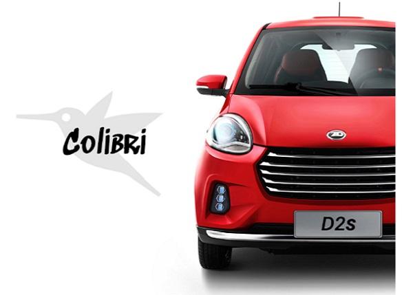 Auto Elettrica City Car ZD D2s EL7