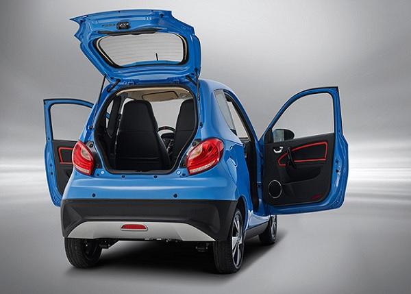 Auto Elettrica City Car ZD D2s M1