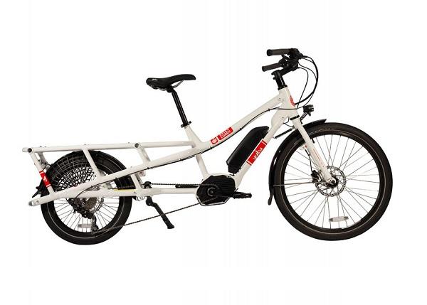 Bicicletta Elettrica Cargo Yuba SPICY CURRY