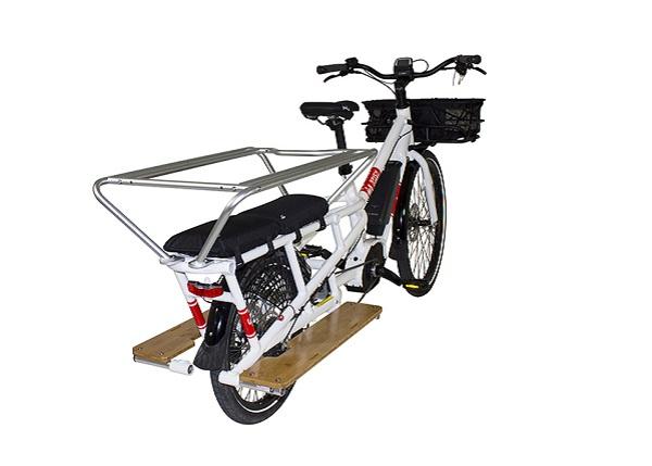 Bicicletta Elettrica Yuba SPICY CURRY