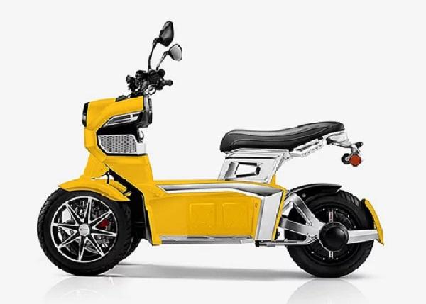scooter-elettrico-Doohan iTank 70