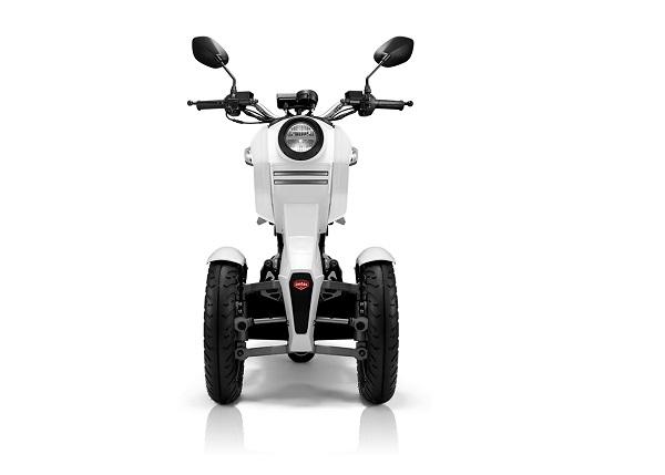 scooter-elettrico-Doohan iTank 45