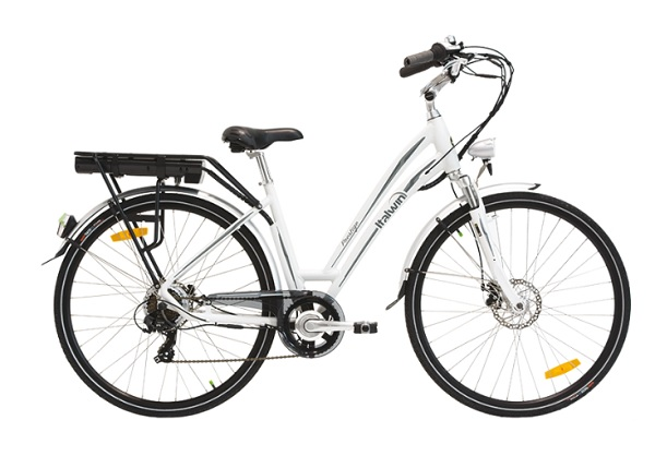 bicicletta elettrica Italwin Prestige Unisex