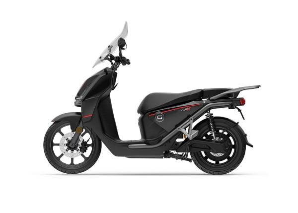 scooter elettrico Super Soco CPX