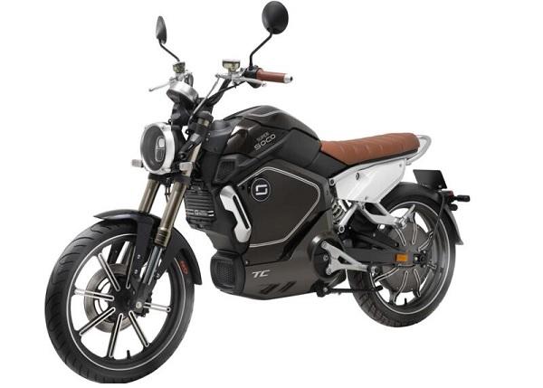 scooter elettrico Super Soco TC 2021