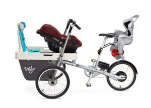 bicicletta elettrica Taga Family