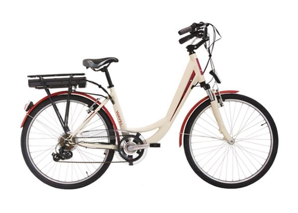 bicicletta elettrica wayel Vento rear