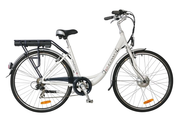 bicicletta elettrica Wayel e-town unisex