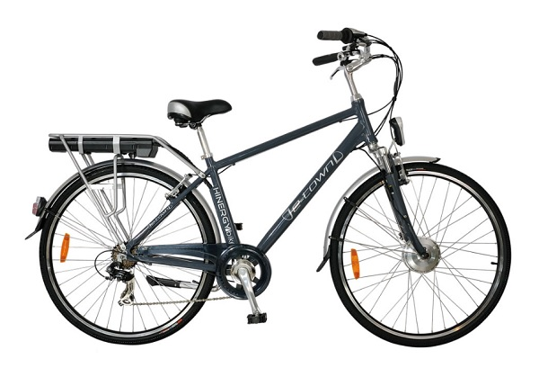 bicicletta elettrica Wayel e-town uomo