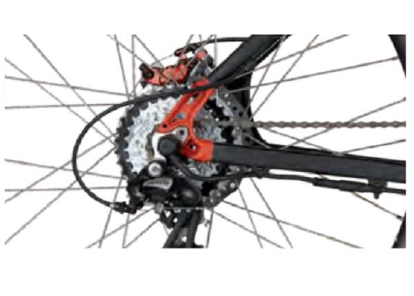 bicicletta elettrica wayel edge
