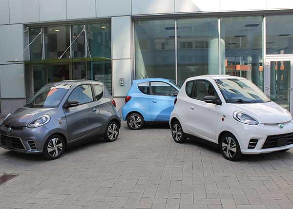 auto elettriche in commercio in Italia prezzi