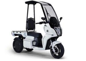 veicoli da lavoro elettrici Aidea AA cargo