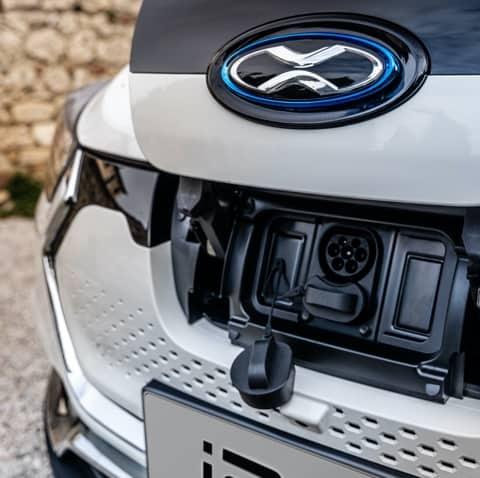 auto elettrica suv XEV iEV7s