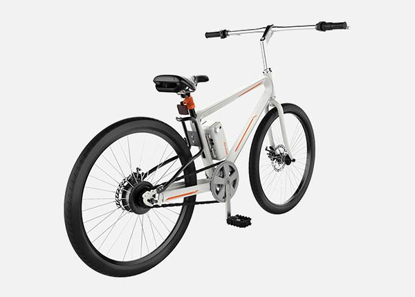 bici elettrica airwheel r8 e r8+ a roma