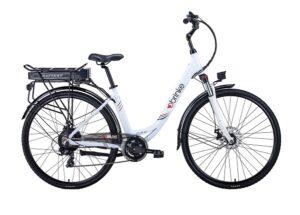 bicicletta elettrica brinke paris