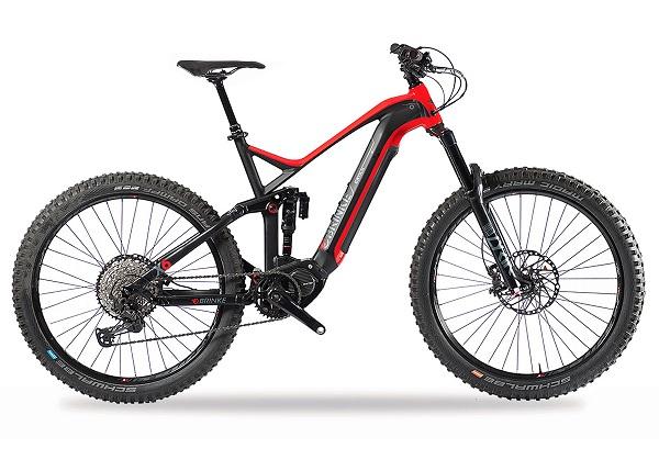 mountain bike elettrica Brinke X6R