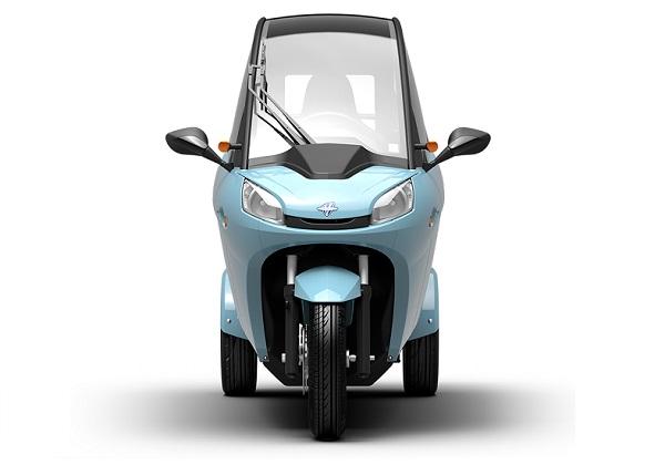 scooter elettrico Carver L7e