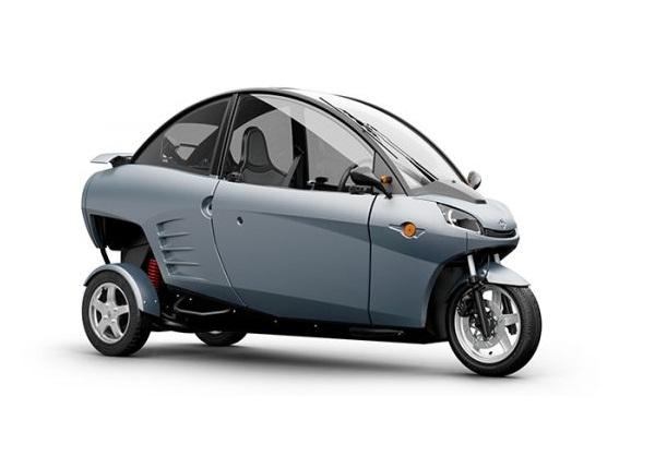 scooter elettrico Carver