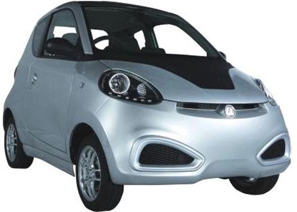 auto elettrica icaro a Roma