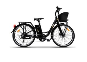 bicicletta elettrica the one light