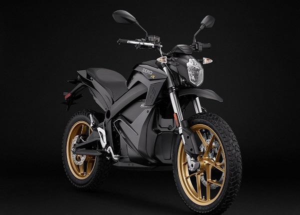 moto elettrica ZERO DSR 2018 moto elettriche roma