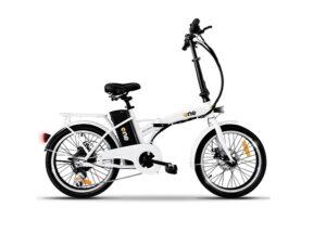 bicicletta elettrica the One easy