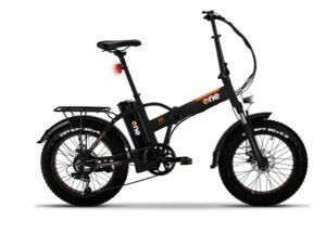 bicicletta elettrica the one sr3