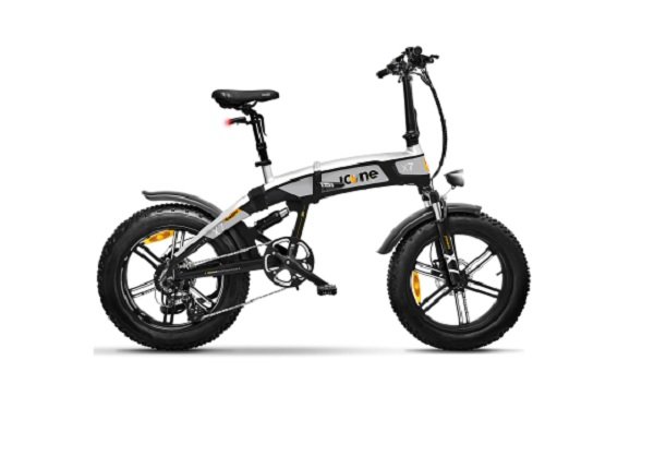 bicicletta elettrica icone X7 iCROSS