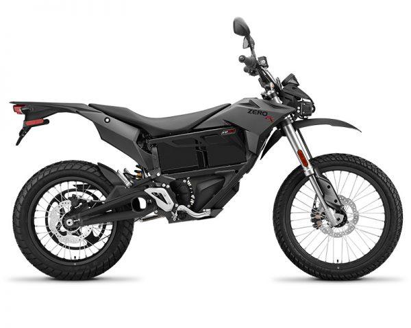 moto elettrica zero fx 2017 a Roma