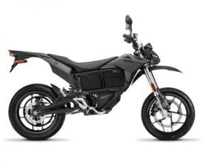moto elettrica zero fxs 2020
