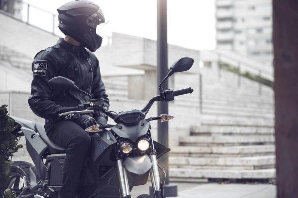 MOTO ELETTRICA ZERO FXS 2018 A ROMA
