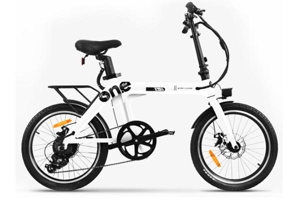 bicicletta elettrica the One A1 Elegance