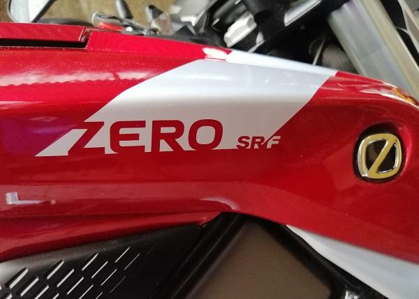 moto elettrica zero srf usata