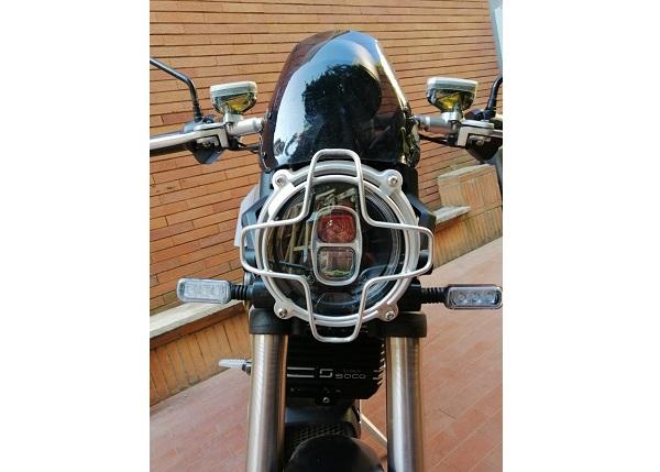 scooter elettrico super soco TC Max Usato
