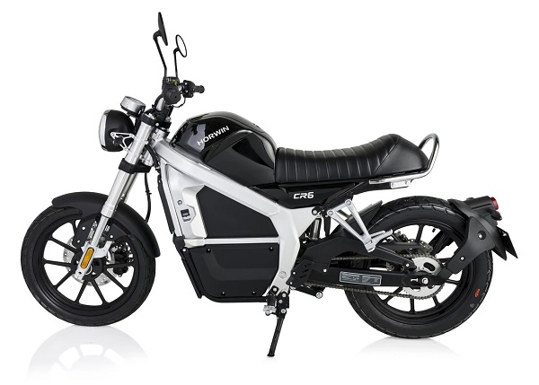 scooter horwin cr6