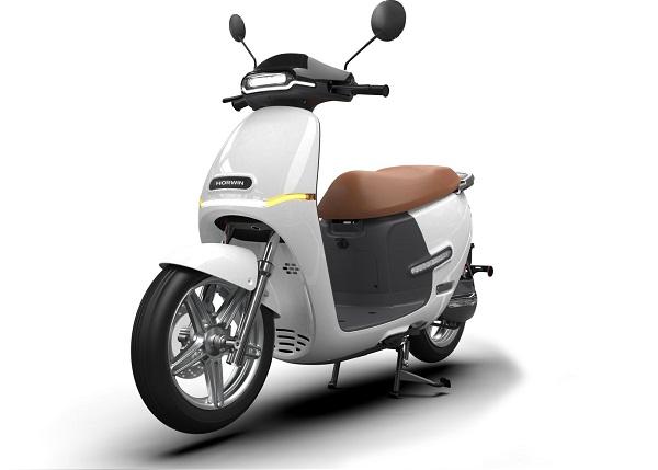 scooter horwin ek3 deluxe
