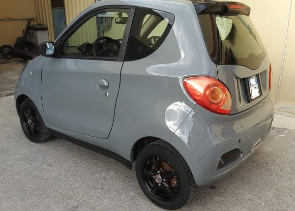 auto elettrica ZD D1 Usata roma