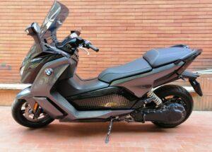 moto elettrica BMW C-Evolution 2019 usata